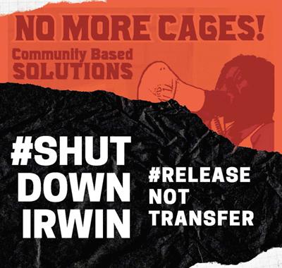 Shutdown Irwin, Release not transfer